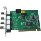4 Ch New DVR Card 30 FPS (GREEN BOX)