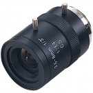 "Varifocal  Lens 6mm to 36 mm w/ Manual Iris 1/3"" F1.2"