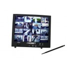 "8"" TFT/LCD VGA Touch Screen Monitor (VGA/RCA) w/Audio + PEN"