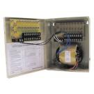 AC Power 24 Volts 200 VA 8400mA Power Supply Box (18 Ports)