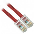 10ft 24AWG Assembly Cat6 Network Cable - Red